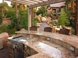 patio kitchen islands styled backyard design with best brick outside kitchen