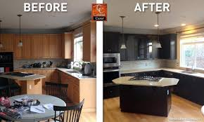 how do you reface kitchen cabinets yourself 21 kitchen cabinet refacing ideas options to refinish