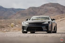 lexus supercar lfa like a lexus lfa but tougher lexus