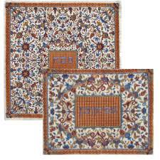 afikomen cover embroidered matzah and afikomen cover