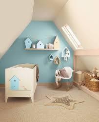 chambre bébé peinture prevenant guirlande chambre enfant charmant chambre bebe moderne