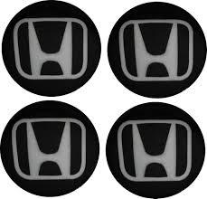 logo honda emblematy samochodowe na kołpaki logo honda 56 mm hurtownia