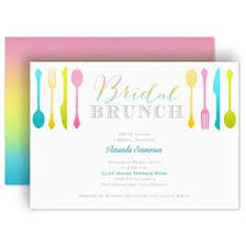 bridal shower invitations brunch bridal shower invitations invitations by