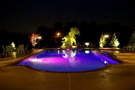 Pool Landscape Lighting Ideas Swimming Pool Lighting Ideas Swimming Pool Lights