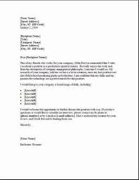 Example Of Resume Letter For Job by Get The Job Cover Letter