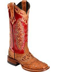 womens cowboy boots size 12 wide boots shoes boot barn