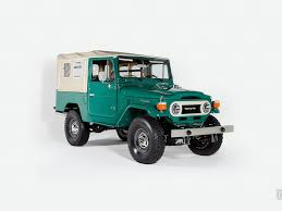icon fj43 restored land cruisers the fj company