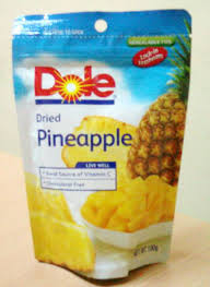 dole fruit snacks dole dried pineapples products philippines dole dried pineapples