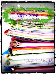 our curriculum 2011 2012 7th 3rd k startsateight