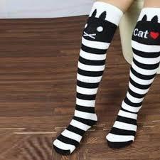 online get cheap socks cat knee aliexpress com alibaba group