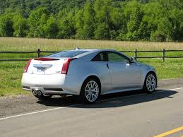 2011 cadillac cts v coupe information and photos zombiedrive