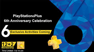 playstation plus 1 year membership black friday celebrate the playstation plus 6th anniversary with these deals