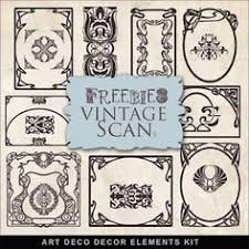 Art Deco Design Elements 1925 Stenciling Book Flapper Art Deco Stencils Stencil Roaring 20s