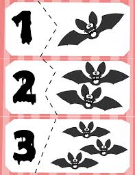 halloween numbers printable halloween number puzzles prekautism com