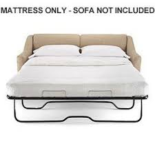 Sleeper Sofa Mattresses Replacement Lifetime Sleep Products Sofa Sleeper Replacement