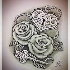 Custom Lockets The 25 Best Lock Key Tattoos Ideas On Pinterest Key Tattoo