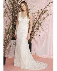 Bridal Fashion Week Wedding Dress by Modern Lace Wedding Dresses From Spring Bridal Fashion Week