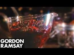 caramelised cranberry and apple sauce gordon ramsay