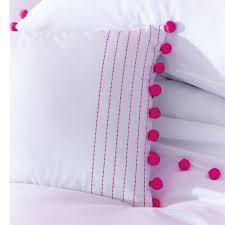 Pom Pom Crib Bedding by Serene Pom Bedding Grey Urban Outfitters Multi Duvet Co Msexta