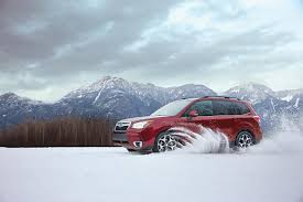 subaru winter subaru forester