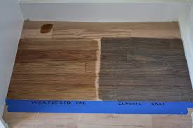 duraseal weathered oak and gray