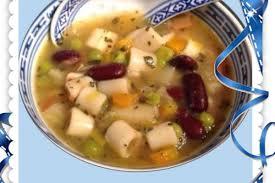 blogue de cuisine recette minestrone cookeo sur à vos fourchettes de cuisine