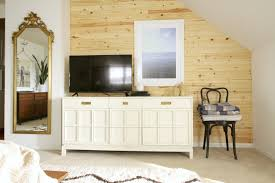 Pine Drawers Bedroom Furniture Solid Pine Dresser Modern White Dresser