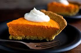 sweet potato thanksgiving recipe roasted sweet potato pie or flan recipe nyt cooking