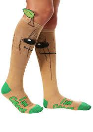 i am groot guardians of the galaxy knee high socks