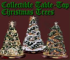 tabletop trees from family