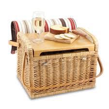 picnic baskets for two time kabrio moka picnic basket for 2