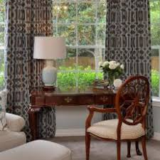 Teal Patterned Curtains Photos Hgtv