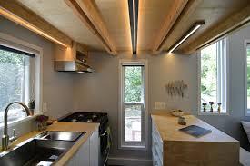 Kitchens Galley Style Shedsistence Tiny House D I Y Modern Galley Style Kitchen U2014 Tiny