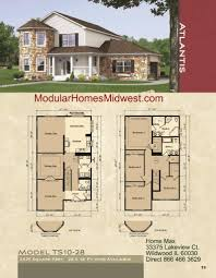 Lakeview Home Plans Two Story Open Floor Plans Ahscgs Com