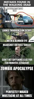 The Walking Dead T Dog Meme - the walking dead mistakes the meta picture
