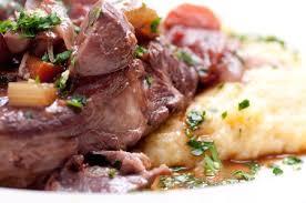 cuisiner jarret de veau jarret de veau à l italienne une recette de plat facile