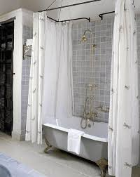 Bathroom Shower Curtain Rod Oval Shower Curtain Rod Inspiration Photos Rilane