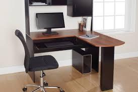 Tribeca Loft Desk by Desk Bush Fairview L Shaped Computer Desk Stunning Black L