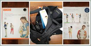 stokke my carrier cool review mummy says