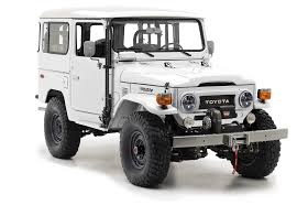 vintage toyota 4x4 build your classic fj land cruiser from the fj company