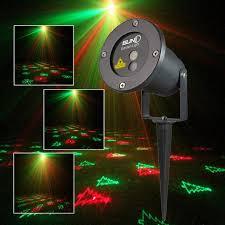 laser light christmas outdoor waterproof laser light christmas lights rg pertaining to