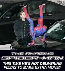 The Amazing Spiderman Memes - 20 rejected amazing spider man movie posters smosh