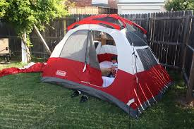 the adventures in backyard camping