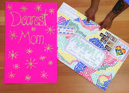 What Side Do Stamps Go On by Giant Greeting Cards Diy Make U0026 Mail In 6 Easy Steps