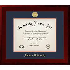 auburn diploma frame 25 best auburn office images on auburn tigers