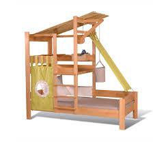 chambre cabane enfant le lit cabane lits enfants de de breuyn architonic