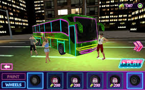 game bus simulator mod indonesia for android party bus simulator 2015 apk download from moboplay