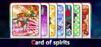 card of spirits on steam