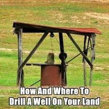 How To Drill A Water Well In Your Backyard Best 25 Water Well Ideas On Pinterest Water Well Drilling Off