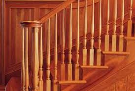 Replacing A Banister And Spindles How To Install Square Stair Balusters Home Guides Sf Gate
